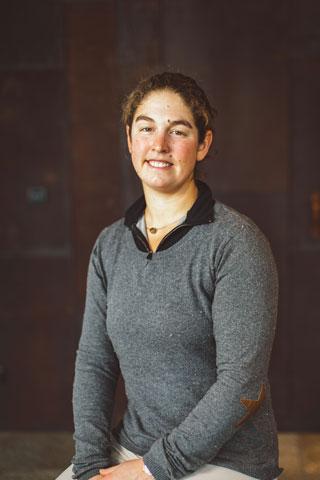 Charlotte Bettendorf, portrait d'une grande championne
